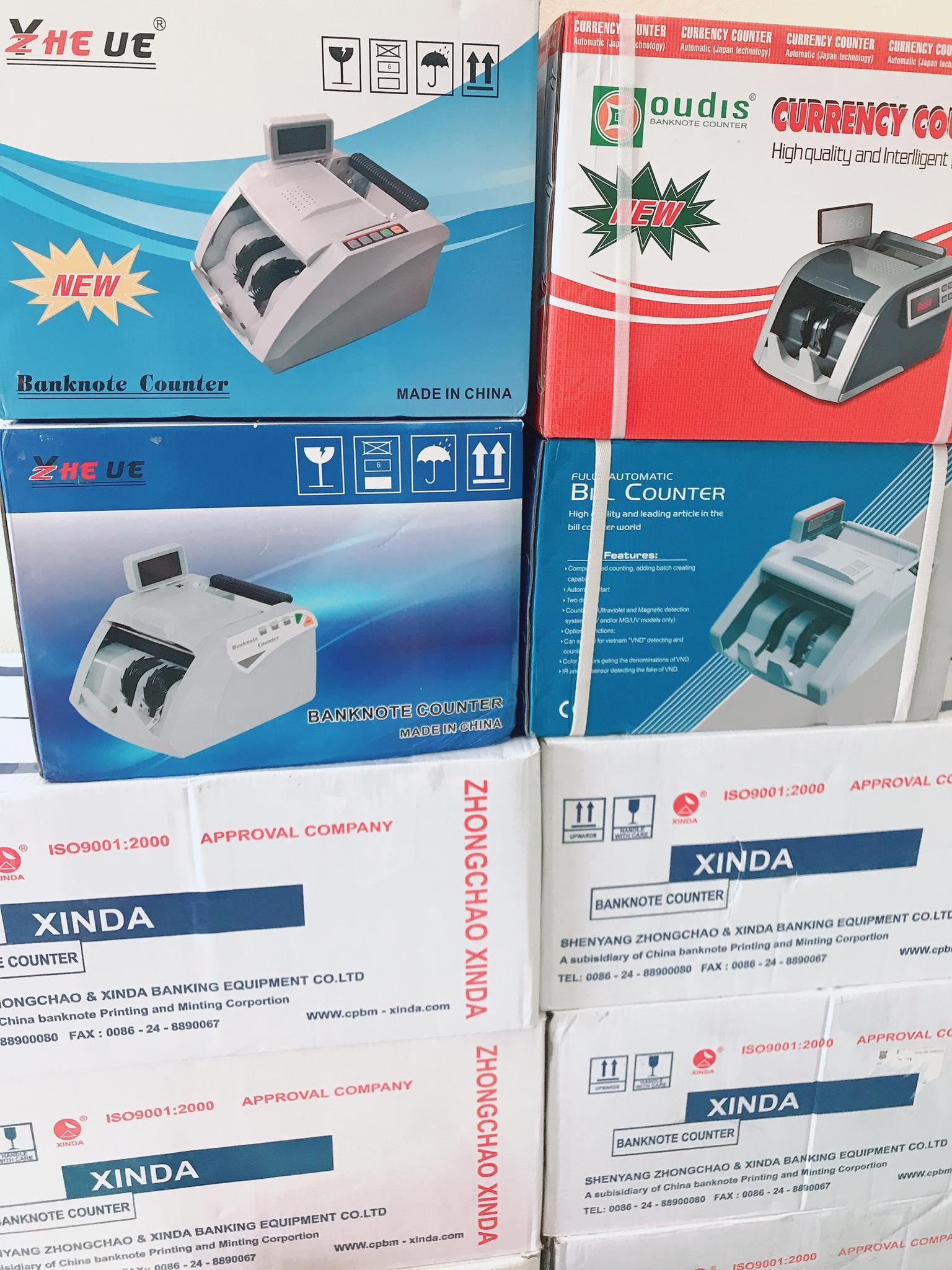 Nhật Kim Phát bán nhiều dòng máy đếm tiền chất lượng
